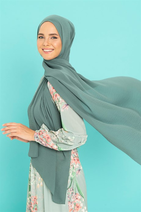 Jazz Petrol Shawl